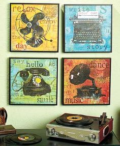 Folk Art Wall Sentiments | The Lakeside Collection