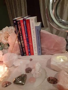 Los Angeles Apartments, Cherry Picking, Rose Quartz Crystal, Heart Chakra, Peace And Love, Bookends, Cleanse Crystals, Etsy Shop, Gemstones
