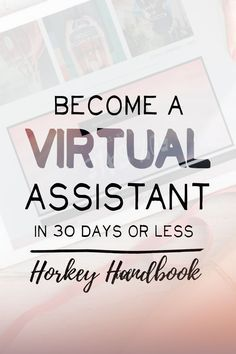 Do you want to start an online business and learn how you can make money from home as a virtual assistant? This is the exact course I took when I first started, and after taking action, I was able to make over $500 in my first month! With an increasing demand for VA's, this is the perfect time to start your VA business and make money with your skills. Click through to learn how you can start your virtual assistant journey today! #aff