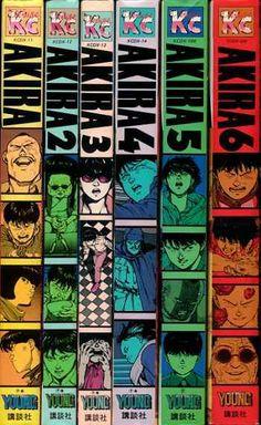 Bought all 6 books, heaps more interesting then the movie was.Movie ends half way through the books pretty much ^. Akira Tetsuo, Tetsuo Shima, Akira Manga, Katsuhiro Otomo, Neo Tokyo, Popular Manga, Japanese Film, Marca Personal, Reading Rainbow