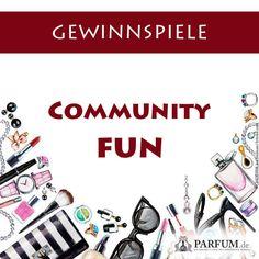 Auf dieser Pinnwand informieren wir Euch über Gewinnspiele und Sonderaktionen rund um die Themen Parfum und Kosmetik