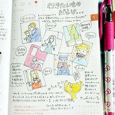 りおっちさんのほぼ日手帳オリジナル