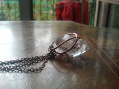 It is said and believed by many that quartz crystals have been used for many purposes for hundreds of thousands of years. The oldest surviving legends talk of the ancient civilizations of Atlantis and Lemuria channeling and harnessing the power of crystals: using them to enhance telepathic communication across dimensions of space and time, and also for physical healing and other practical purposes.  I use it only because it is beautiful.