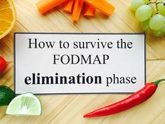FODMAP Elimination by A Little Bit Yummy licensed as All Rights Reserved