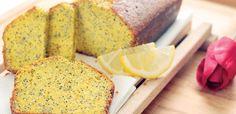 Κέικ λεμονιού με παπαρουνόσπορο – Χρυσές Συνταγές