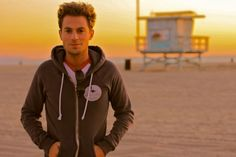 A classic hoodie jacket...wicked photo! ~ Adam Pitts