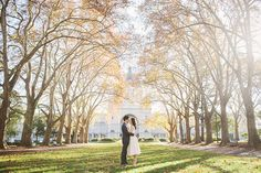 Autumn Engagement Shoot in Melbourne ~ Neiyo Photography