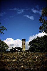 Maya ruins in Copan Ruinas, #Honduras