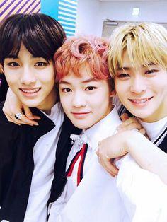 winwin chenle jaehyun china line and the birthday boy nct nct dream