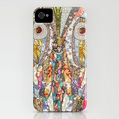 i can see in the dark  by Bianca Green  IPHONE CASE / IPHONE (4S, 4)  $35.00