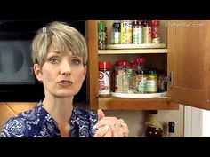 Lorie Marrero: Clutter Video Tip: How to Store Spices  Don't forget about the Goodwill when you are getting organized! www.goodwillvalleys.com