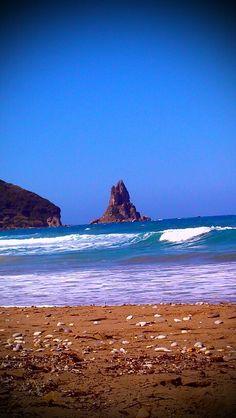 Agios Gordios, Corfu Agios Gordios, Corfu Holidays, Corfu Island, Turquoise Water, Greek Islands, Places Ive Been, Beaches, Travel Inspiration, Vacations