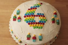 Candy Lego Men