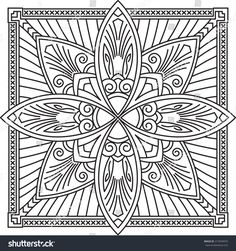 299 best Designs and coloring pages images on Pinterest in 2018 ...