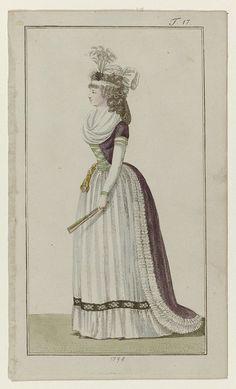 Journal des Luxus und der Moden, 1794, T 17, Georg Melchior Kraus, 1794