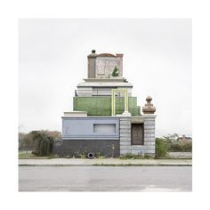 Architectural Composites - photos - Oliver Michaels