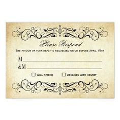 ec4f16ee3ec69adc67446064c0b8c8ab vintage wedding invitations wedding rsvp an invitation has been sent to you today from god do you accept,How To Reject A Wedding Invitation