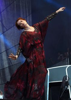 Florence + The Machine @ Lollapalooza '12
