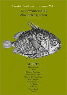 Freund der Familie feat. Baaz | ://about blank | Berlin | https://beatguide.me/berlin/event/about-blank-freund-der-familie-n-s-y-d-e-uncanny-valley-labelraufen-20131122