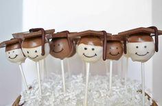Graduation Cakepops