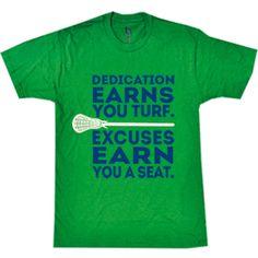 Lacrosse ''Dedication'' Tee