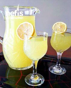 2 Portakal 2 Limondan 5 Litre Limonata