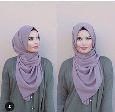 Omaya zein hijab style