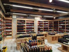 Retail design, Hyper-market design, #Concept, #Planning, Machsane Hashuk , Wine_room, #Supermarket #תכנון #עיצוב_חנויות #מסחור_חזותי Liquor Cabinet, Retail, Storage, Furniture, Home Decor, Purse Storage, Decoration Home, Room Decor, Larger