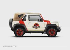 Jimny Suzuki, Jeep 4x4, Custom Cars, Concept Cars, Motor Car, Camping, Cars And Motorcycles, Offroad, Nissan