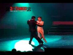 Mundial de Tango Escenario: Campeones 2008