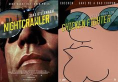 Coming soon: Nightcrawler/Chicken Fighter