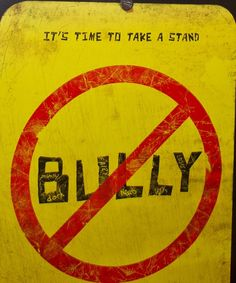 """Overcome Workplace Bullying - like when your boss tells someone you and your coworker are """"underwhelming idiots"""" or when she says """"you have betrayed us. We don't trust you   We have no faith in you."""""""