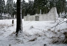 Refuge Hut on Fichtelberg by AFF | ideasgn