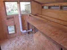 Our Finished Chicken Coop
