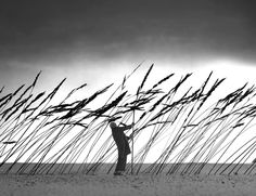 Fotograf Gilbert Garcin: Schere statt Photoshop   Kultur   ZEIT ONLINE