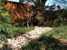 Dry River Garden | Beautiful dry river by Baldi gardens