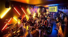 London Gyms - Old Street - Gymbox
