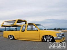 Old school mini truck..
