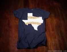 Houston Astros Texas baseball Ladies t-shirt Buy Any 3 Shirts Get a 4th FREE on Etsy, $14.99