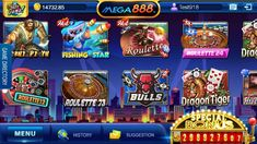 Mega888 2020 - Free Download Apk IOS | Register Login ID Mega888 Free Casino Slot Games, One Time Password, Play Free Slots, Different Games, Best Online Casino, Android Apk, All Games, Played Yourself