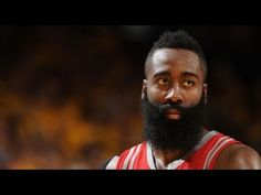 James Harden has agreed to a four-year contract extension with the Houston Rockets. Houston Rockets, Sports Highlights, Epic Beard, James Harden, Nba Basketball, Lebron James, Cleveland, Image, Club