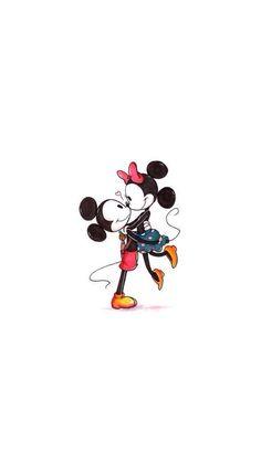 Minime et Mickey