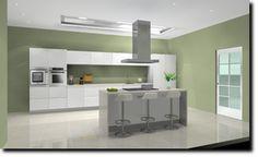 Las 37 mejores im genes de cocinas kitchens home for Software decoracion interiores