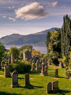 #scotland #cemetery #scottishlandscape #highland #lochness
