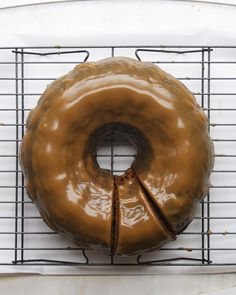 Sticky Toffee Bundt Cake by Tasty