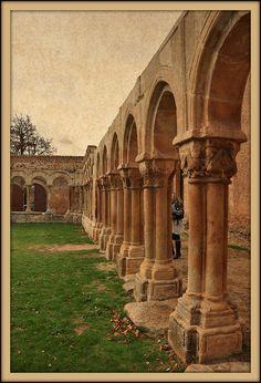 SORIA - arcos de San Juan de Duero
