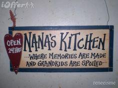 Nana sign