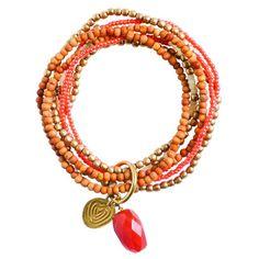 Nirmala carnelian bracelet - Shop