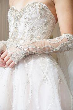 Alvina Valenta wedding gown Style 9616