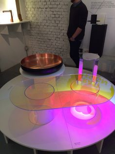 Egli Studio Chill Tisch at Rosanna Orlandi MDW15